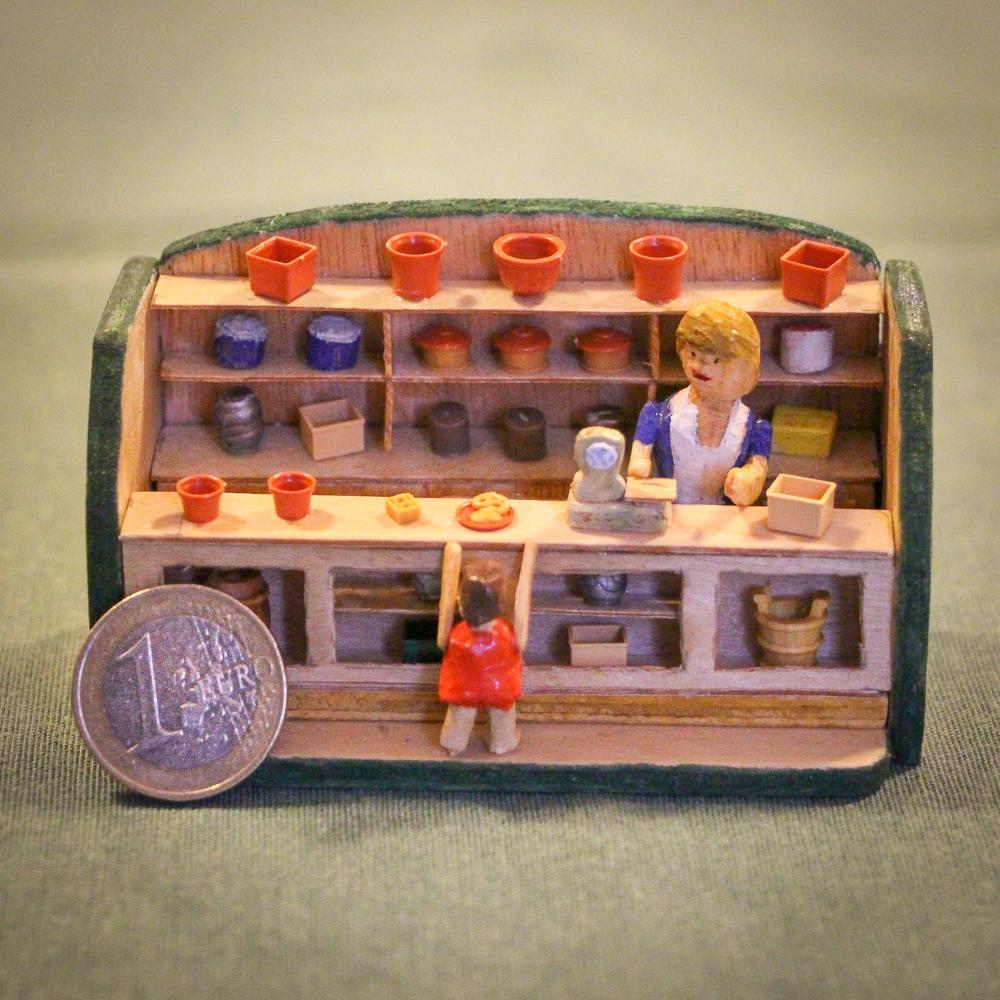 Miniaturen_Walter Großpietsch Foto- Museum OSL