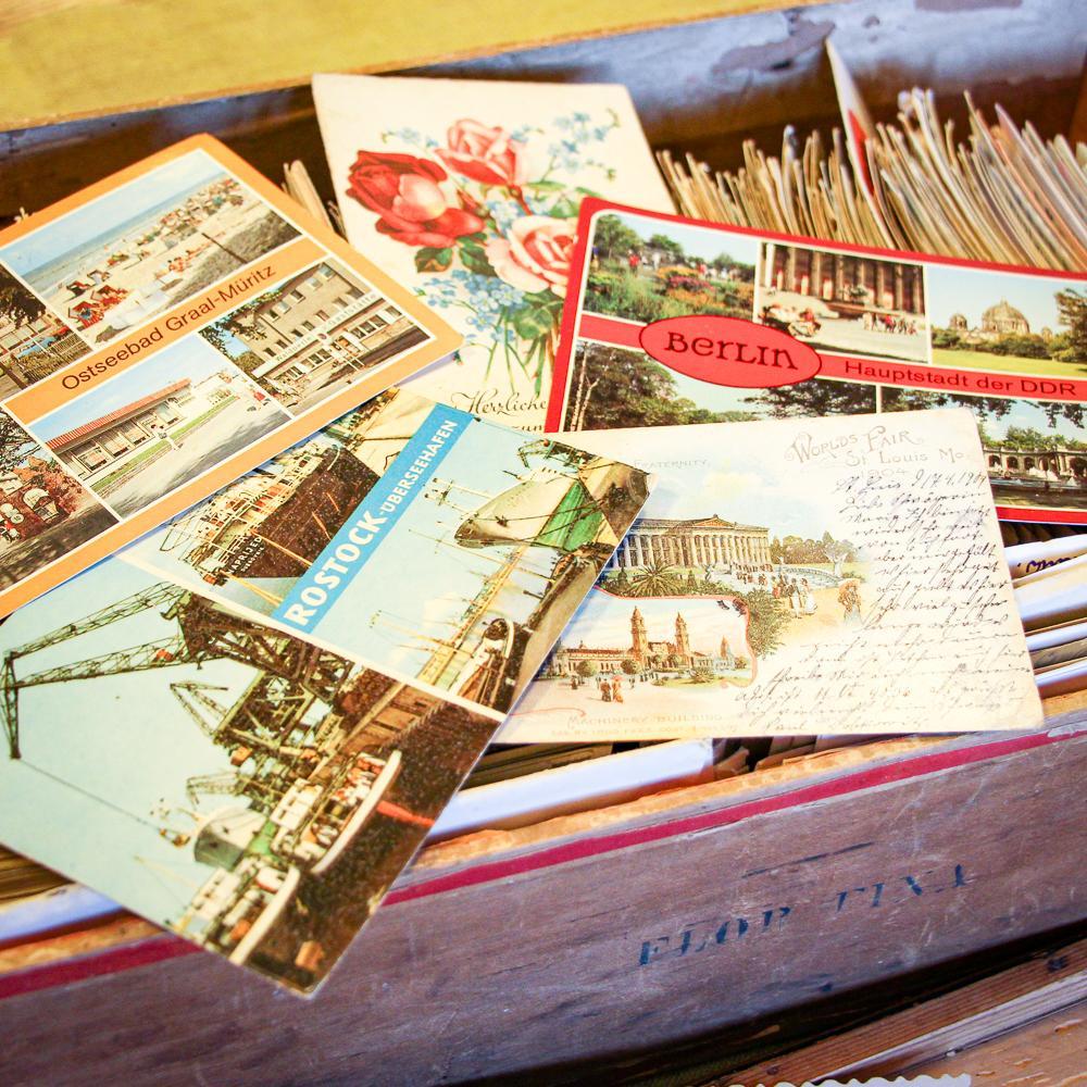 Postkarten Sammlung Foto- Museum OSL
