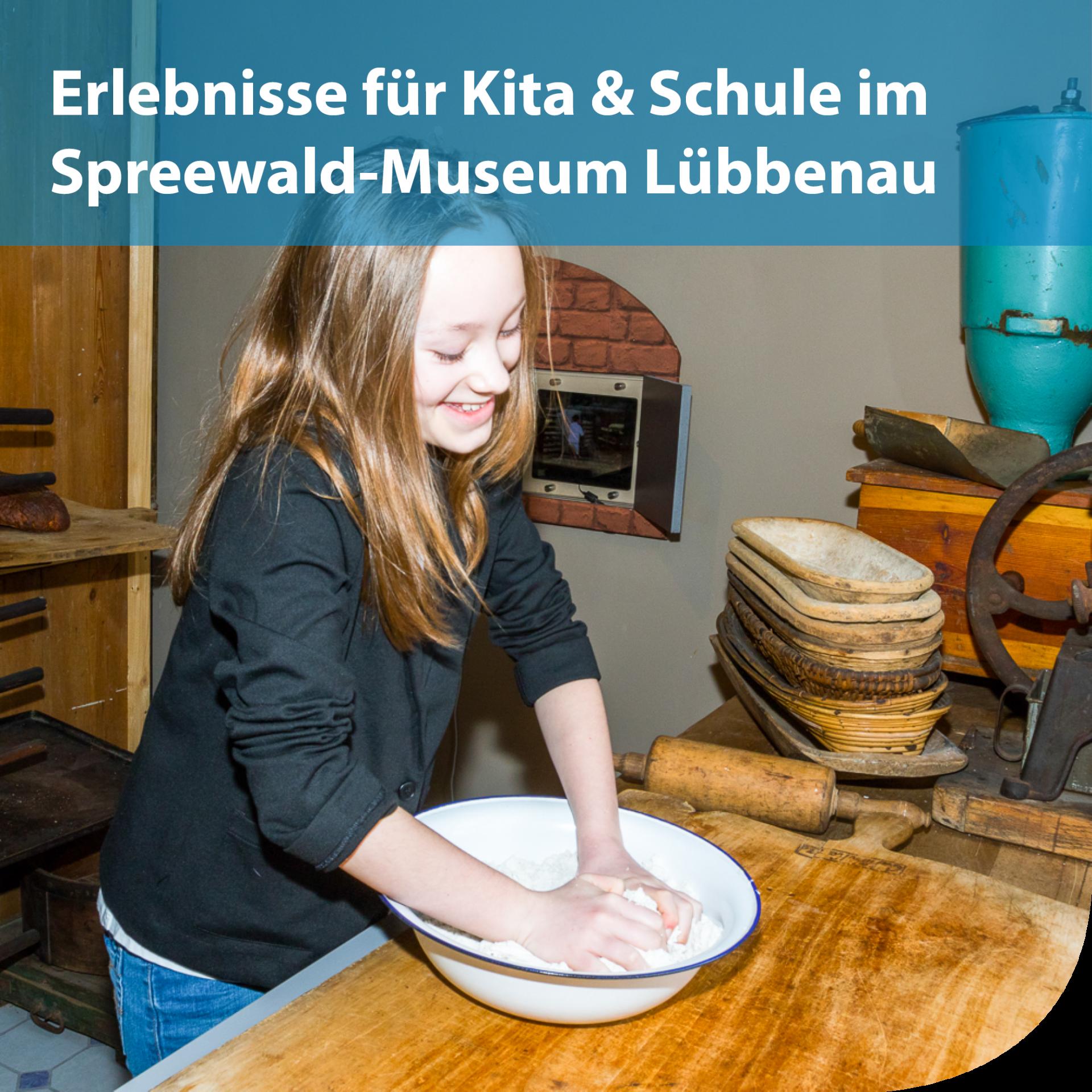 Angebote für Kita und Schule Spreewald-Museum Lübbenau