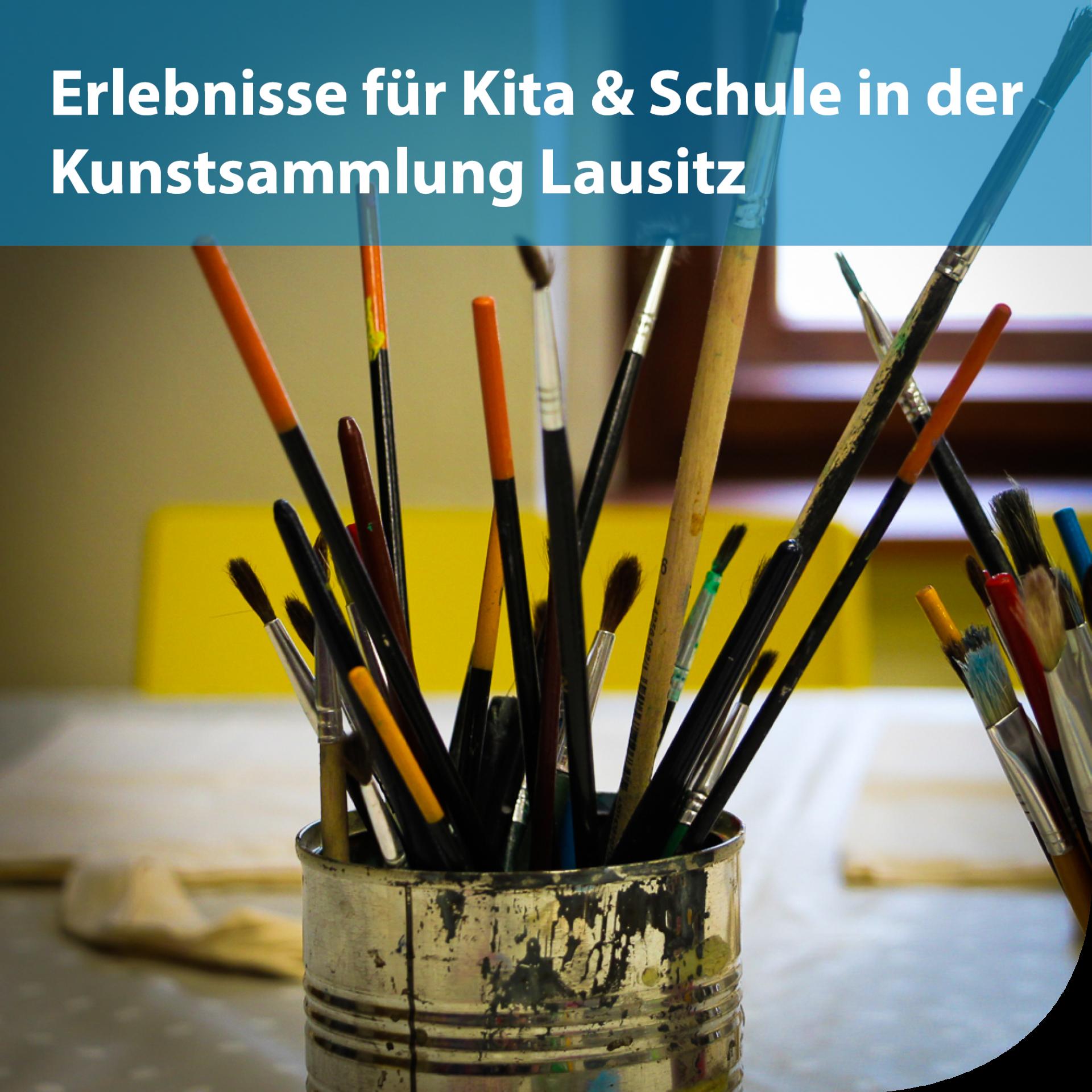 Angebote für Kita und Schule_Kunstsammlung Lausitz