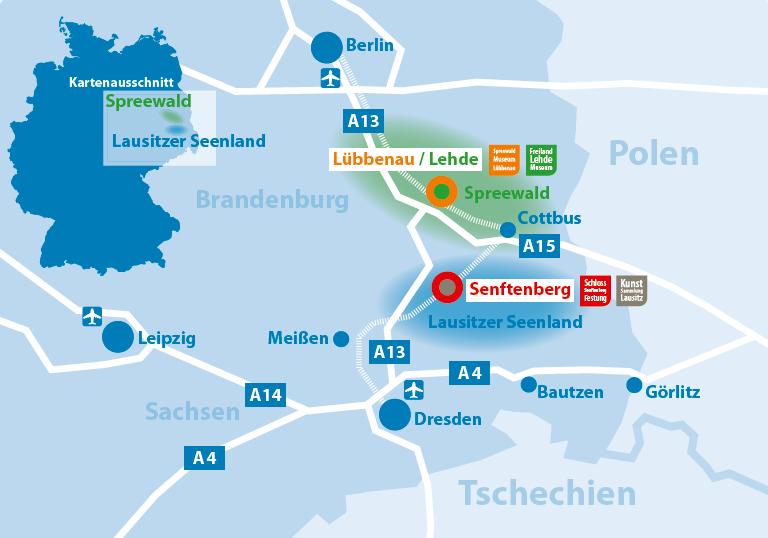Karte Reisegruppen_Illustration Sönke Hollstein