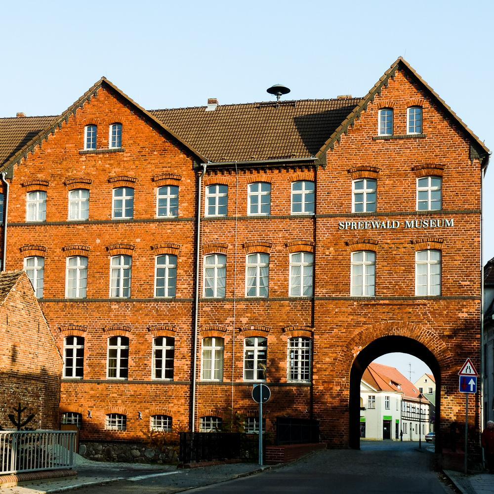 Außenansicht_Spreewald-Museum Lübbenau Foto- Museum OSL