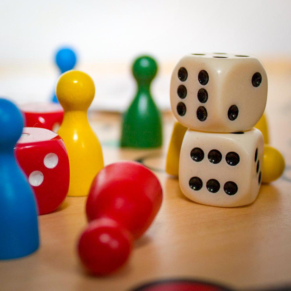 Spiele im Museum Foto- Museum OSL
