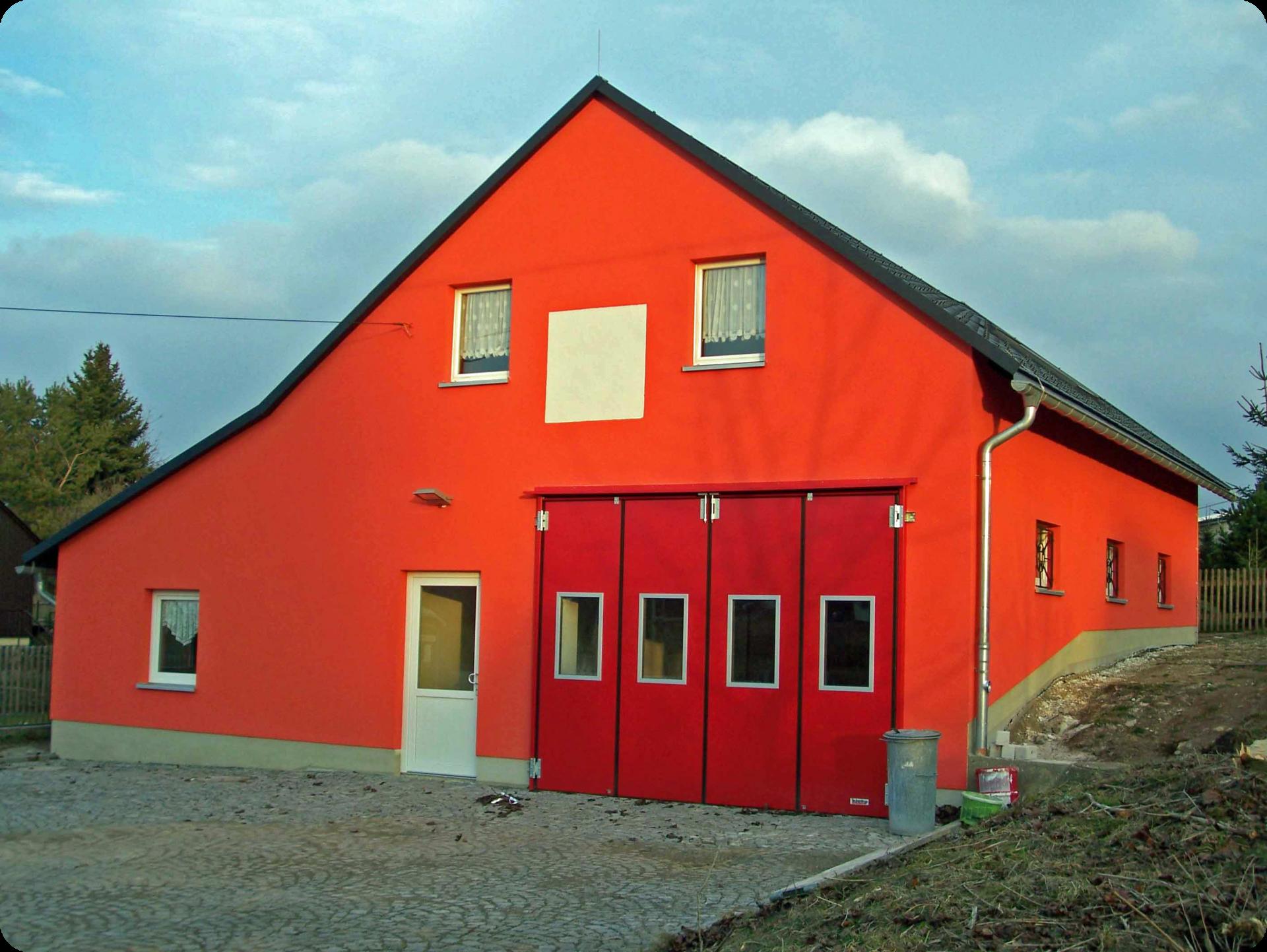 Gerätehaus Johnsbach