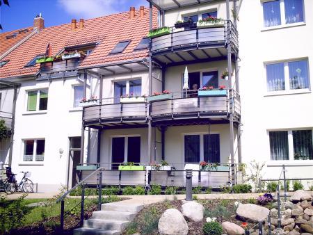 Kuhstraße vom Hof