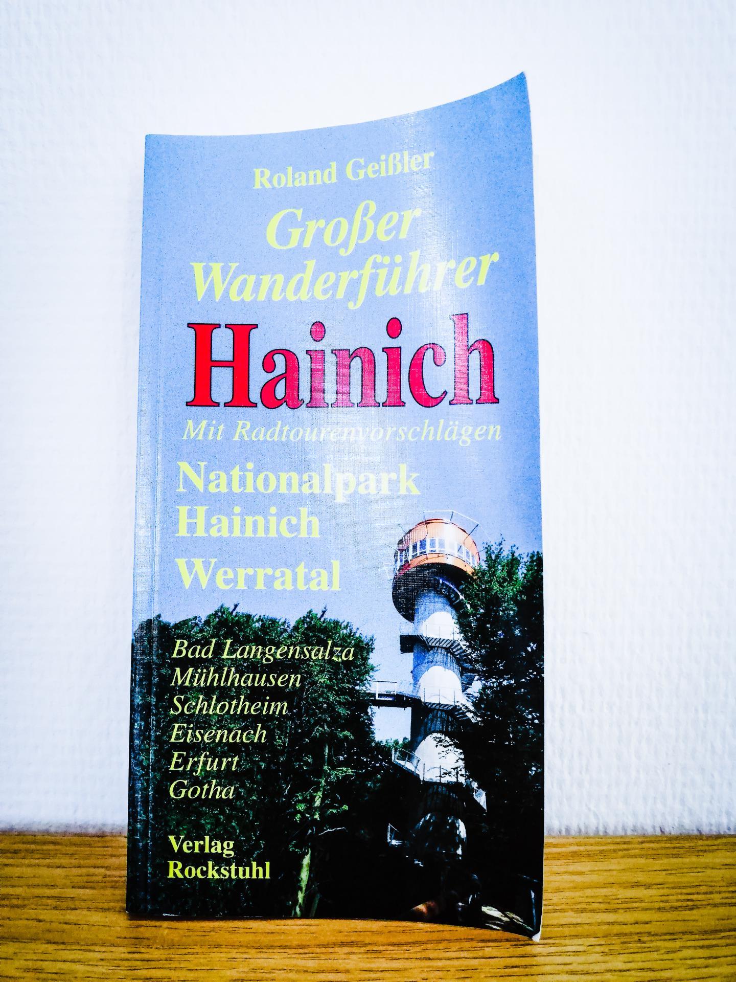 Wanderführer Hainich
