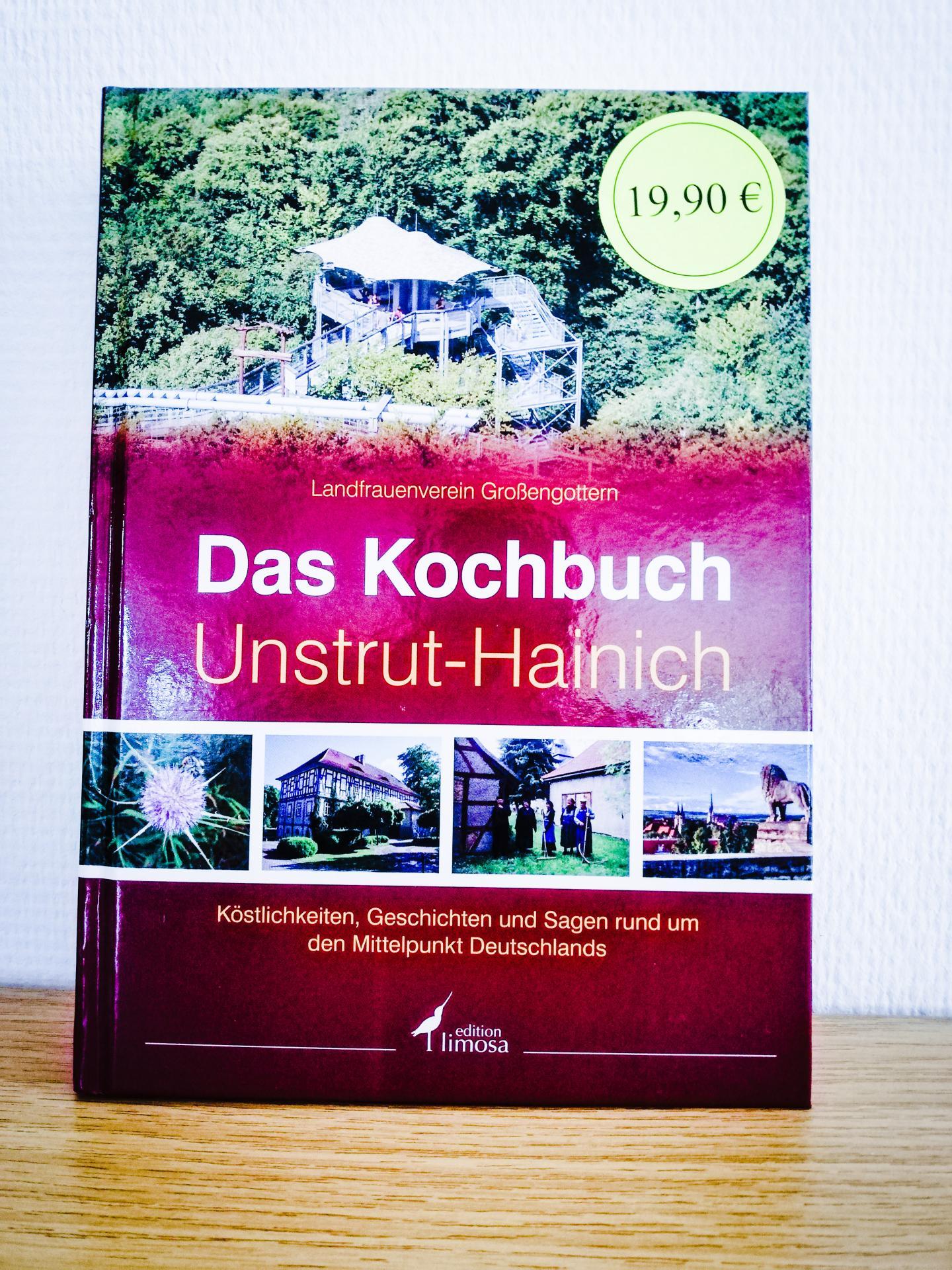 Kochbuch Unstrut-Hainich