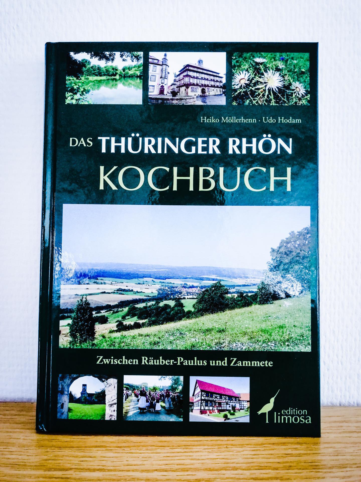 Thüringer Rhön Kochbuch