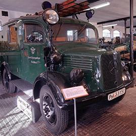 Sächsisches Feuerwehrmuseum Zeithain