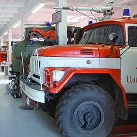 Feuerwehrtechnische Sammlung Zeithain