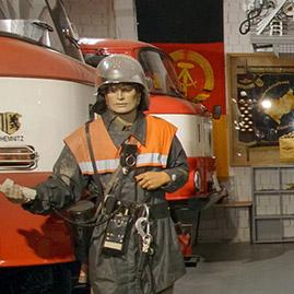 Feuerwehrhistorische Ausstellung Schmannewitz