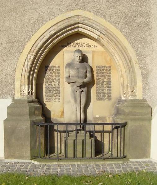 Denkmal für Kriegsopfer