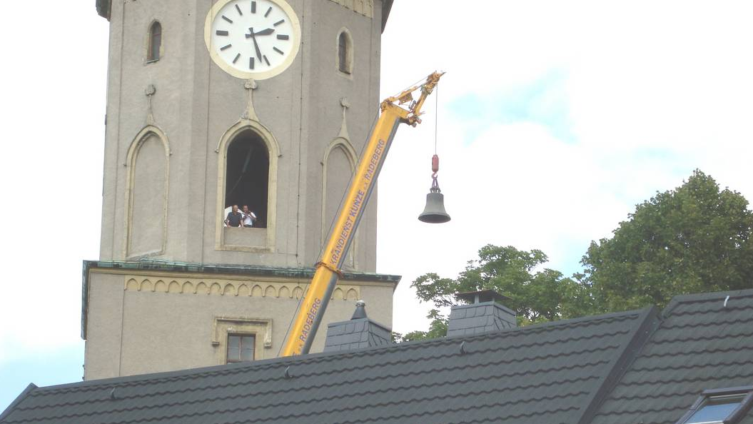Glocken Transport