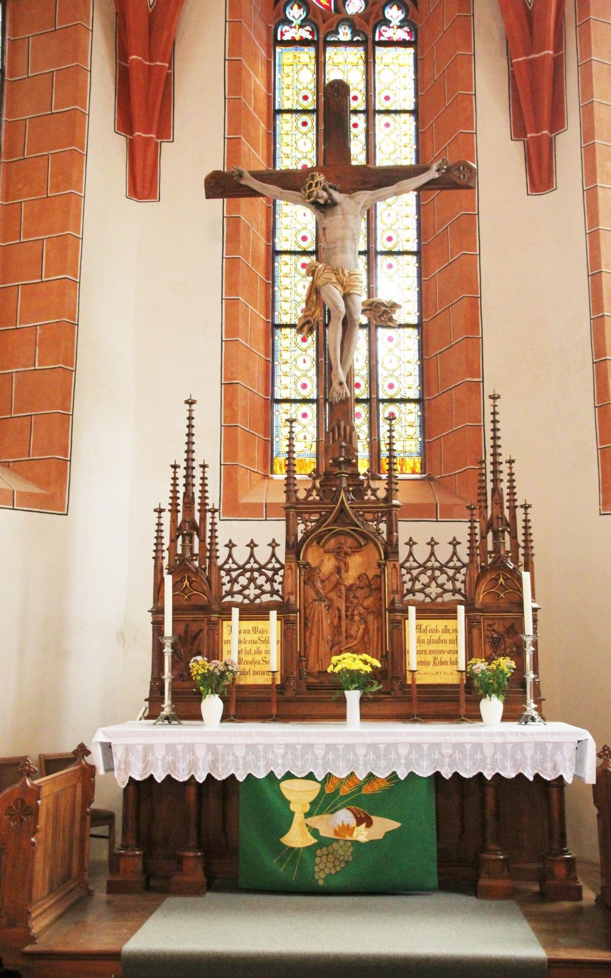 Kirchen Altar