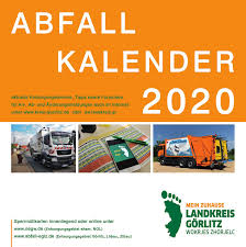 Abfallkalender 2020