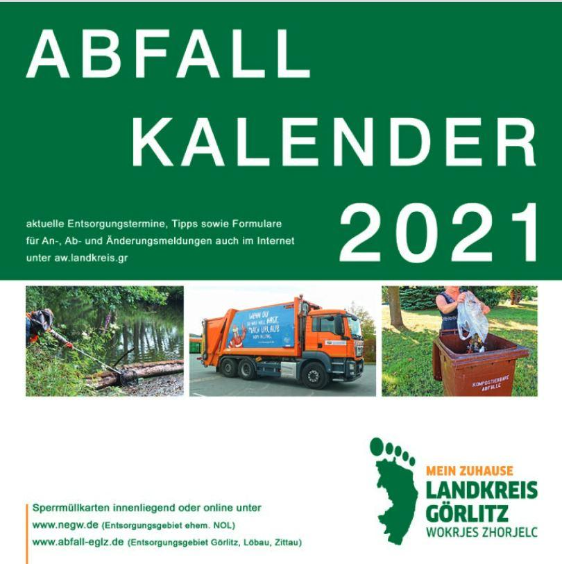 Abfallkalender 2021