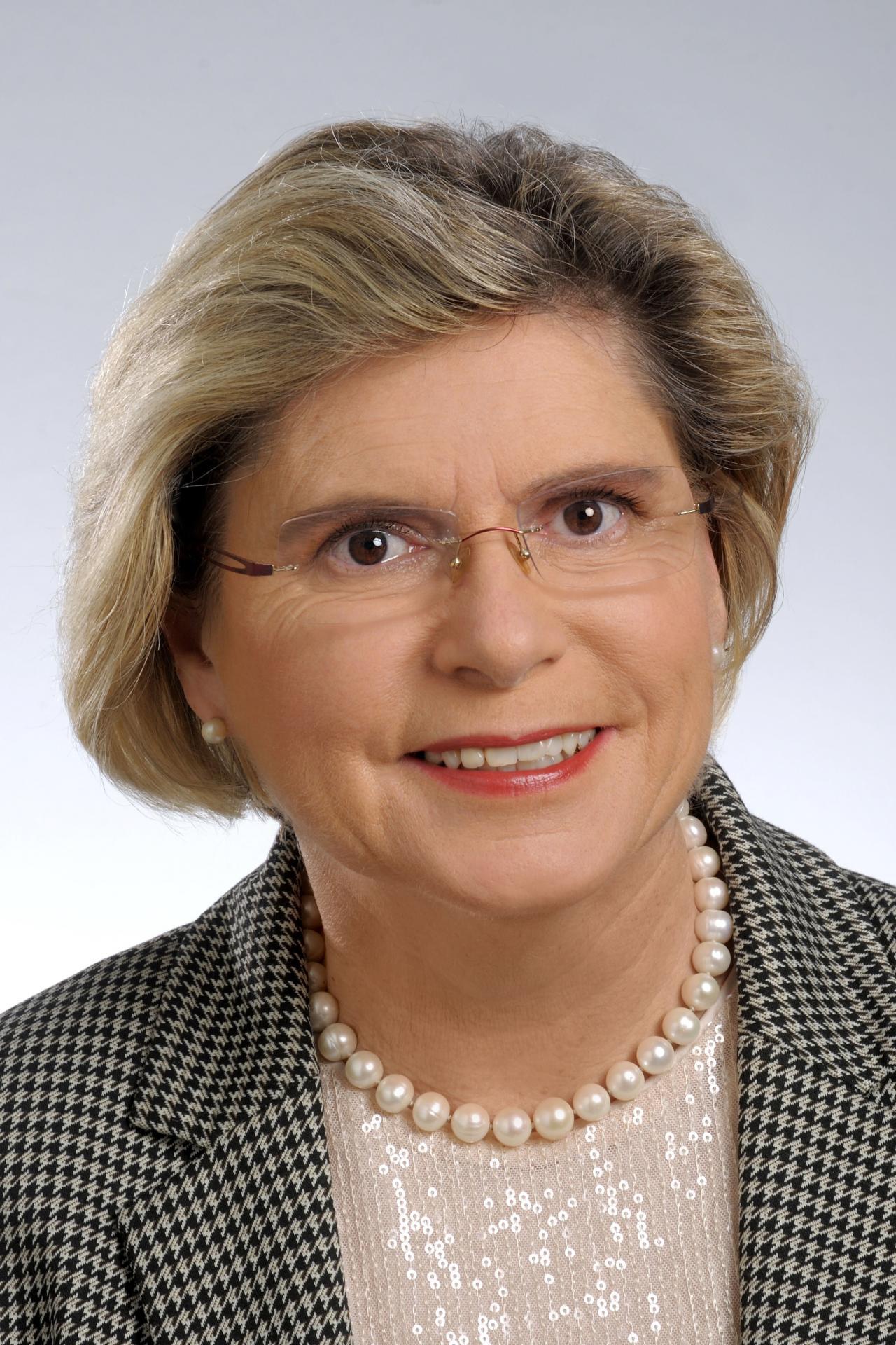 Bürgermeisterin Gertrud Werner