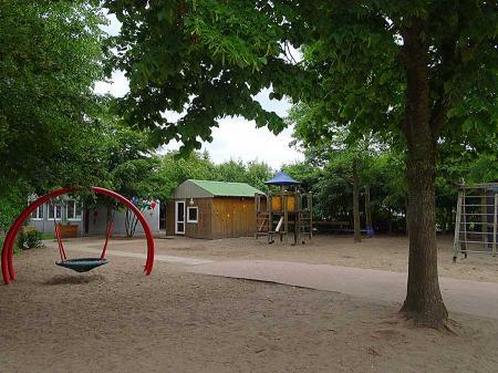 Grundschule Klixbüll Schulhof