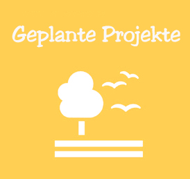 Nachhaltige Projekte in Planung