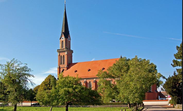 Kirche - Übersee