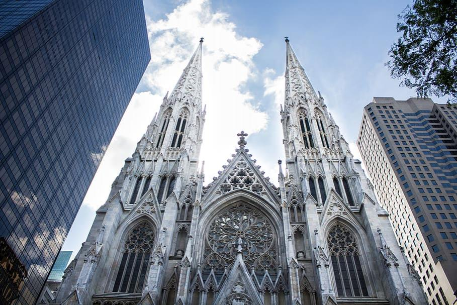 St. Patricks Cathedral New-York Foto: piqsels