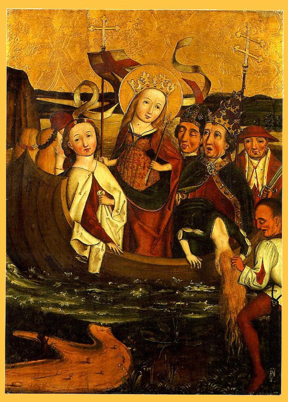 Hl. Ursula von Köln, Martyrium