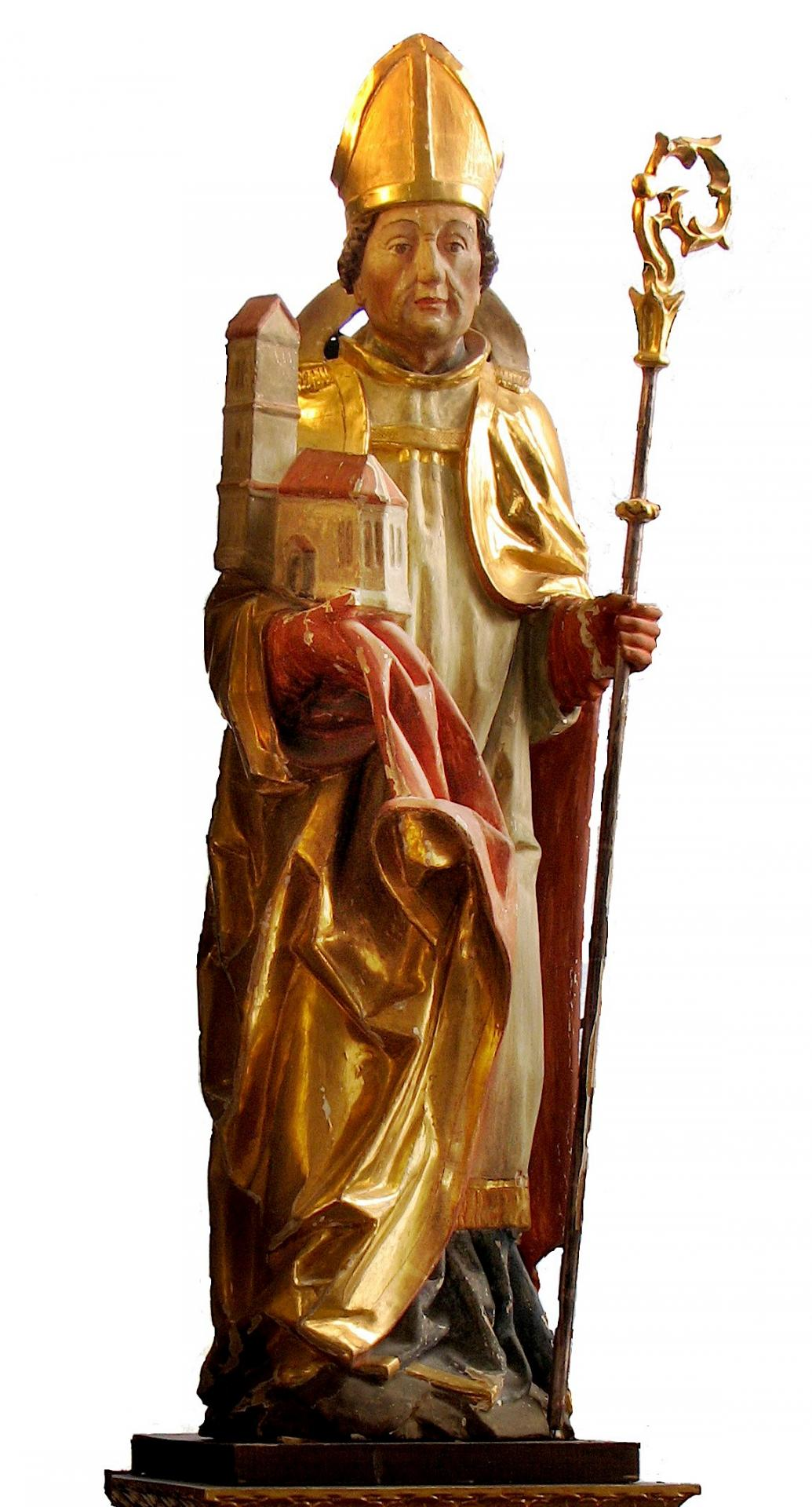St. Wolfgang in der Pfarrkirche Parsberg