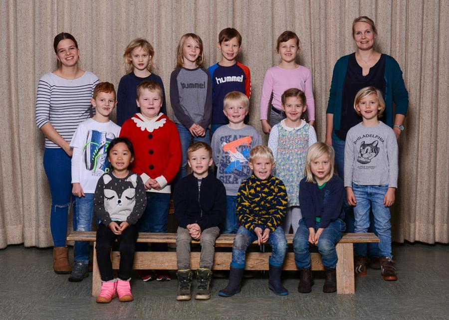 Klasse 1a (Frau Warnke)