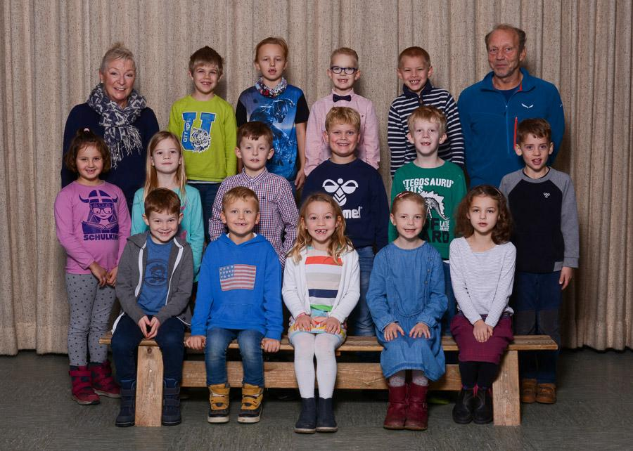 Klasse 1b (Herr Meckes)