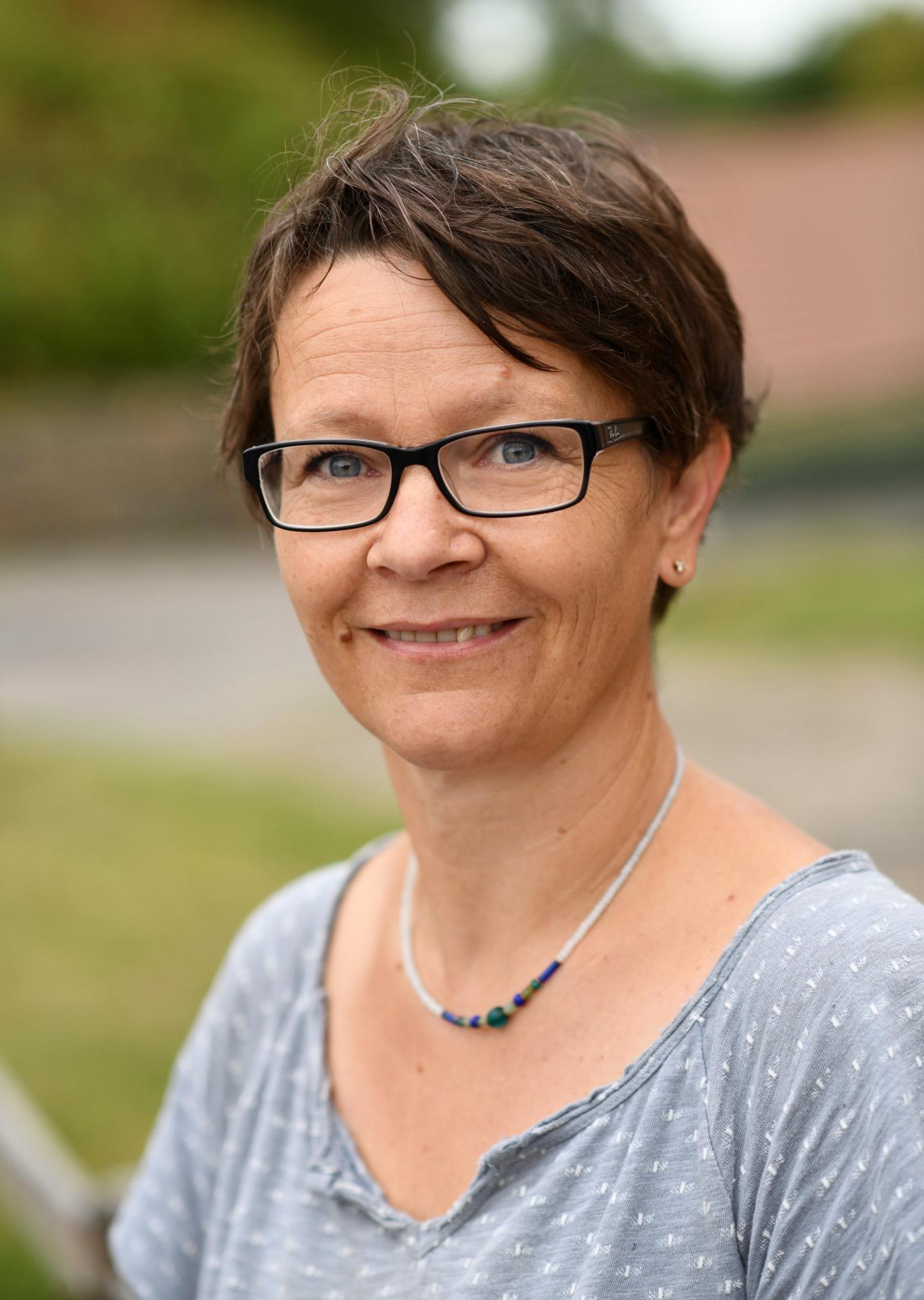 Frau Smorra Lehrerin und Kulturbeauftragte