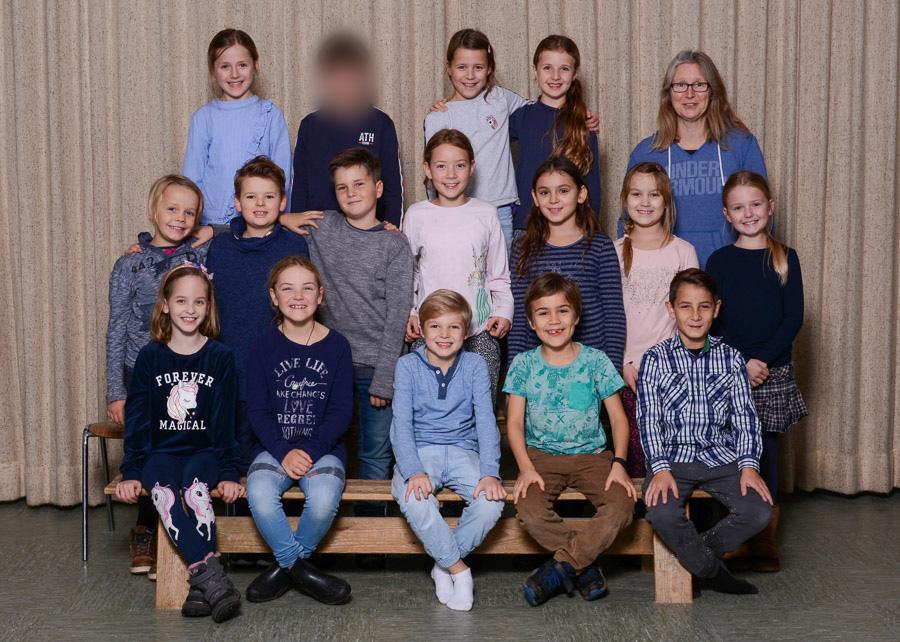 Klasse 3a (Frau Müller)