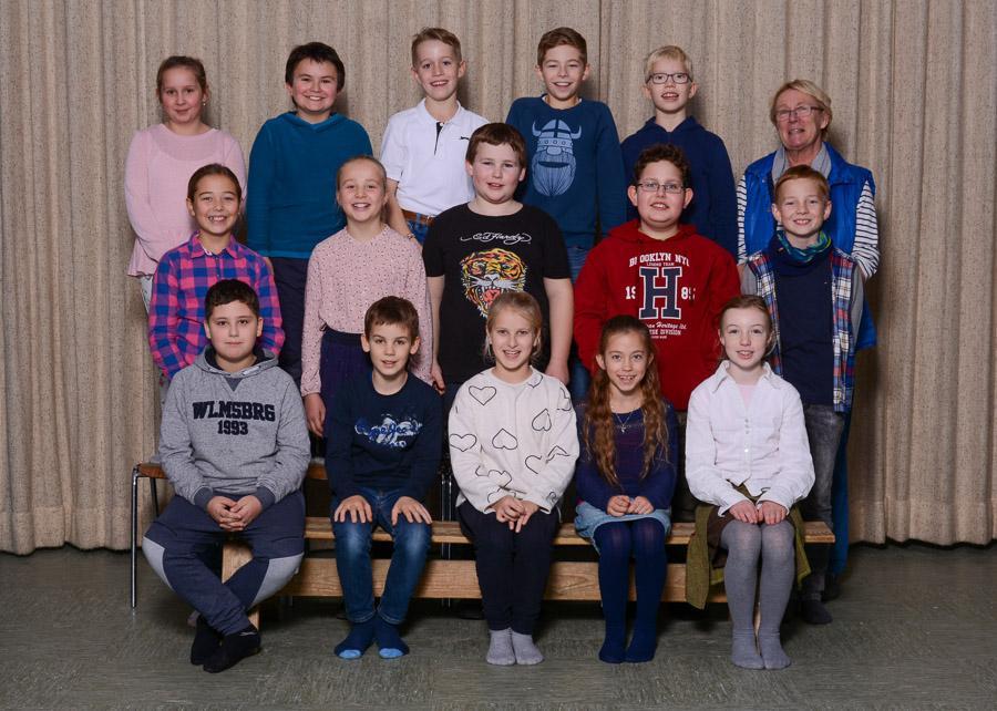 Klasse 4b (Frau Jacobsen)