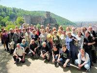 Das Heildelberger Schloss