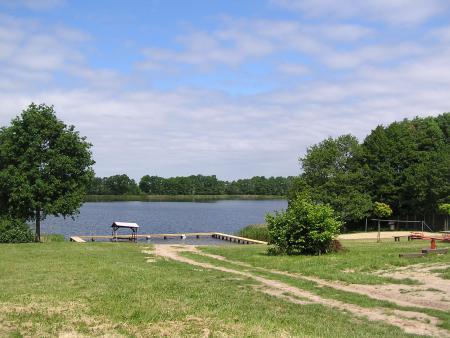 Daschower See Badestelle