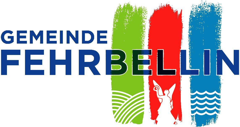 Neues Logo 2021 Gemeinde Fehrbellin