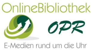 Logo Onleihe OPR © LK OPR