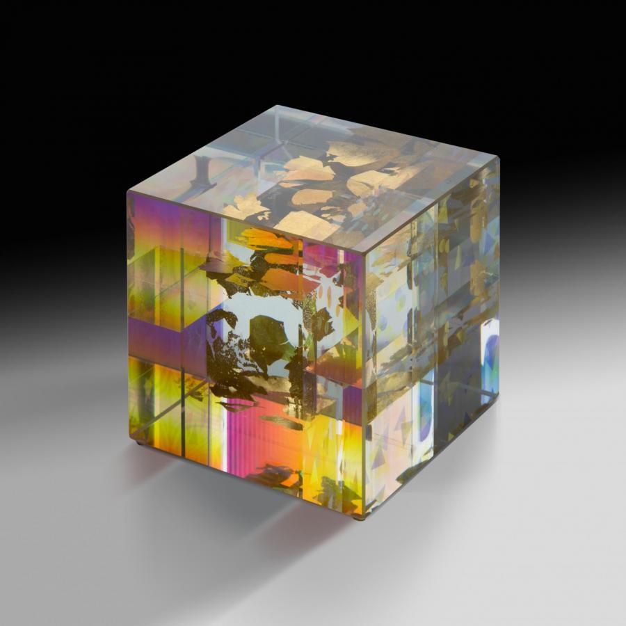 Ulrich Precht: Cube II