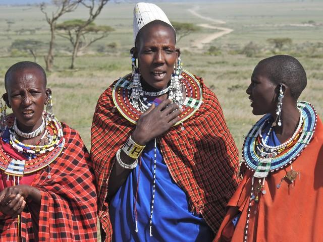 Serengeti - Massai