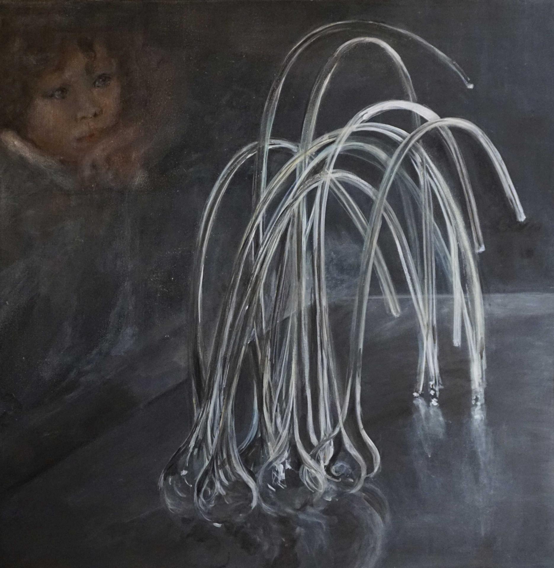 Monika Drube inspiriert von Sylvia Kopka