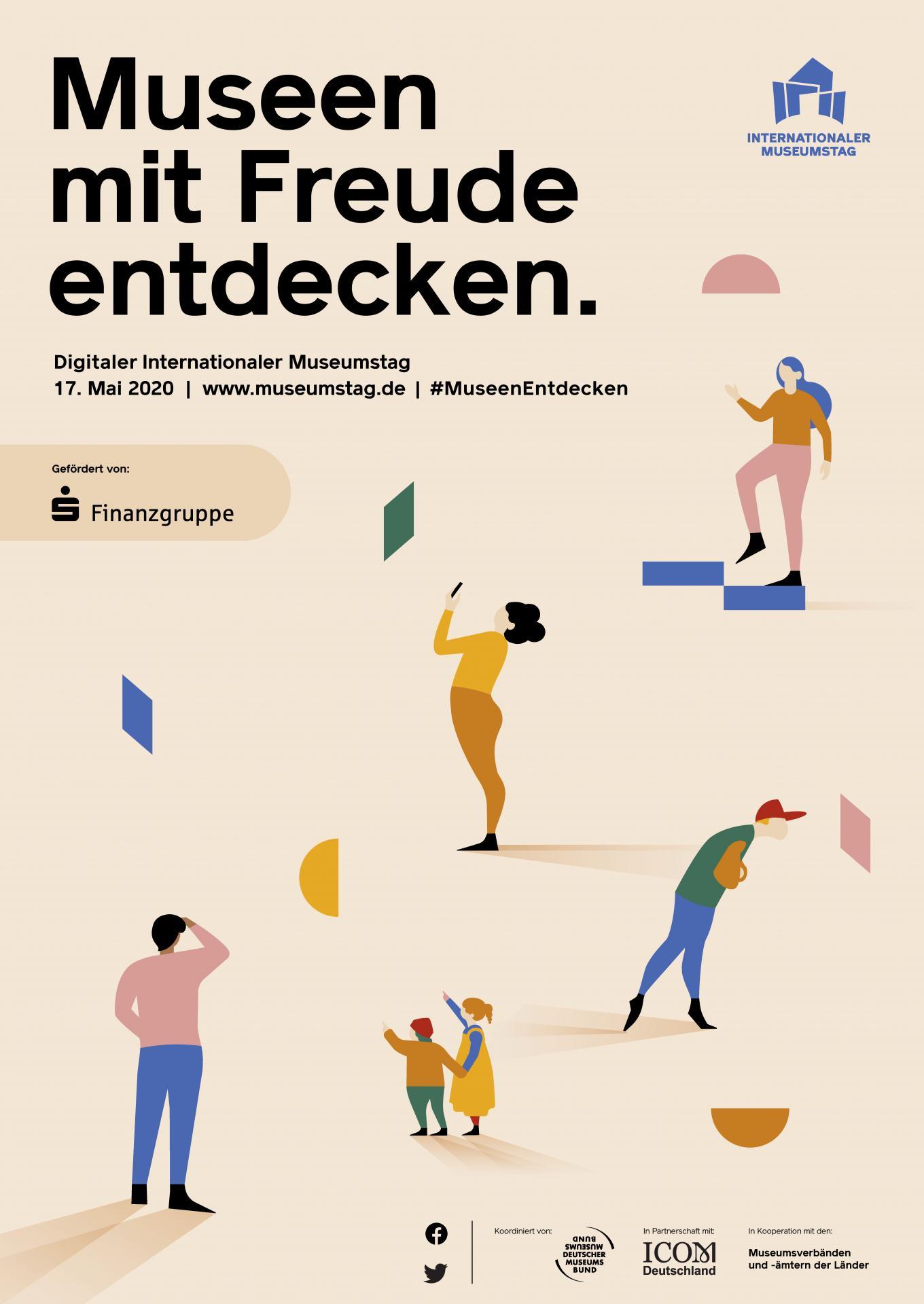 Plakat: Internationaler Museumstag