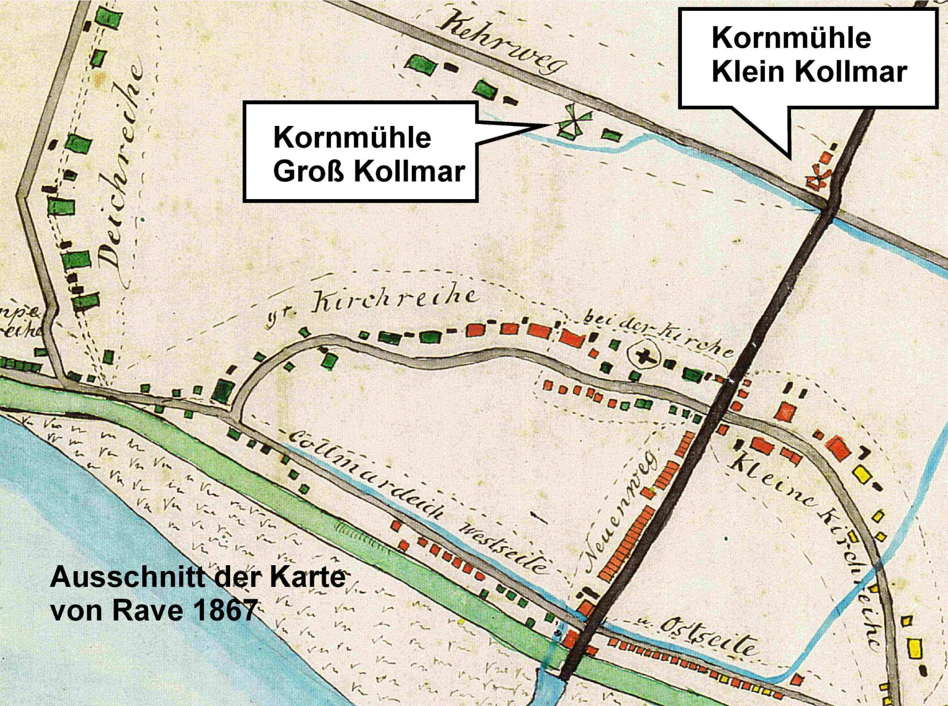Ehlers-Kornwindmühle Klein Colmar