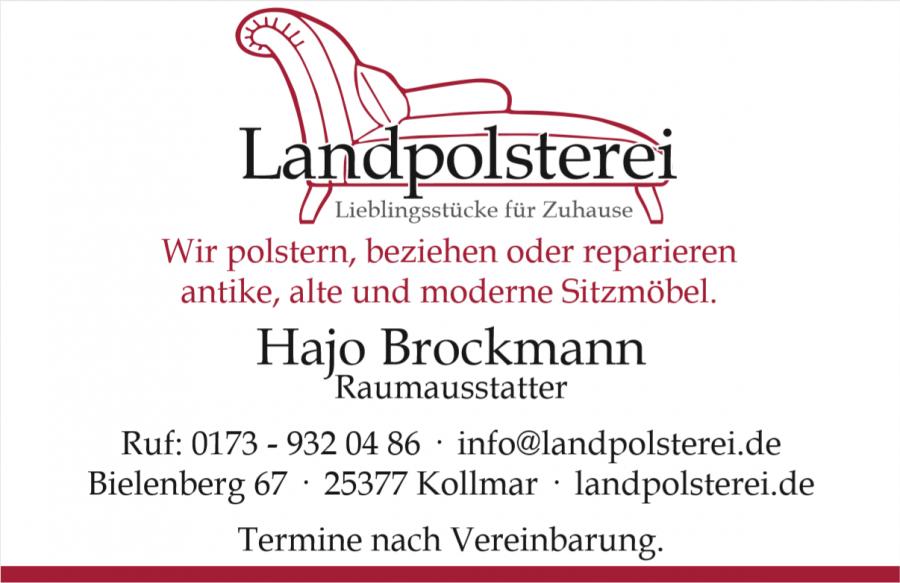 Landpolsterei