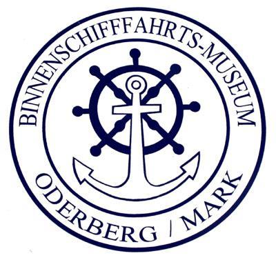 Logo Binnenschifffahrts-Museum Oderberg e.V.