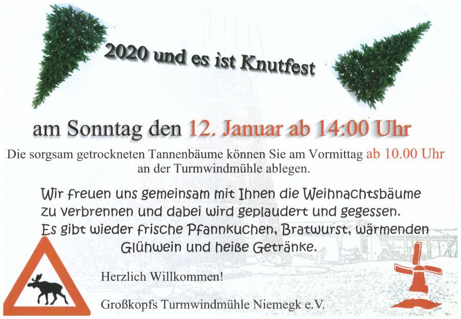 Knutfest 2020