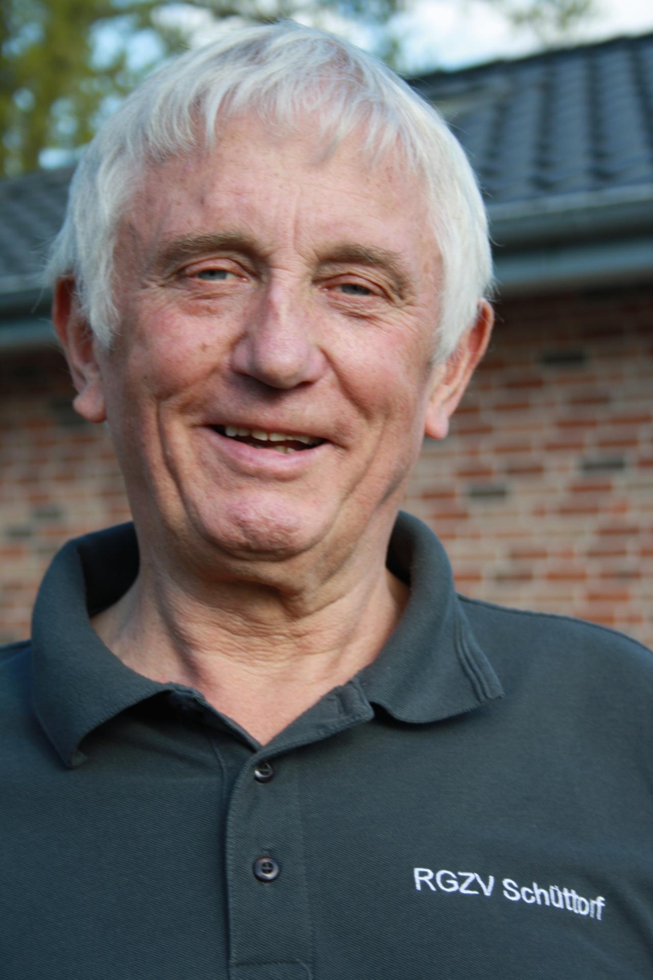 1. Vorsitzender Dietrich Kröner
