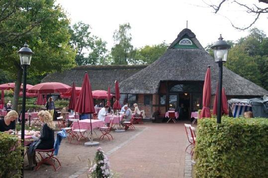 Restaurant frontal