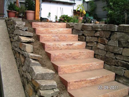 Beton- & Bruchsteinarbeiten 15