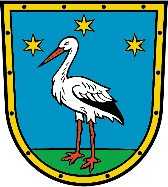Wappen Storkow