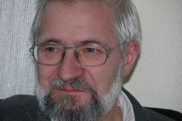 Günter Schwarze, Foto von Matthias Ferner