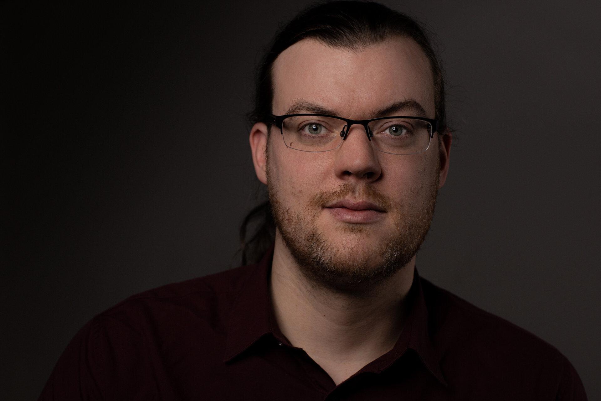 Tobias Eduard Schick, Foto von Christian Hostettler